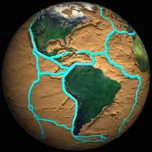 placi-tectonice