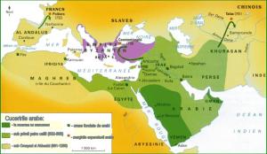 cuceririle arabe - culori