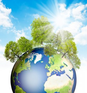 Green Earth.