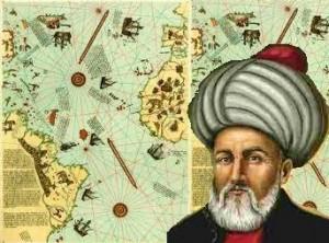 prima harta a lumii
