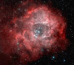 Nebula is the name given to cloud-like masses of gas in space. Before they become nebulae they are stars, and since these stars are very large, they release gasses into space because of their high internal pressure and temperatures