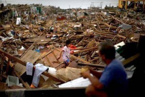 Seeing catastrophic destruction, as the storm covers all of the Philippines, Muslim organizations worldwide dispatched their teams to offer help.