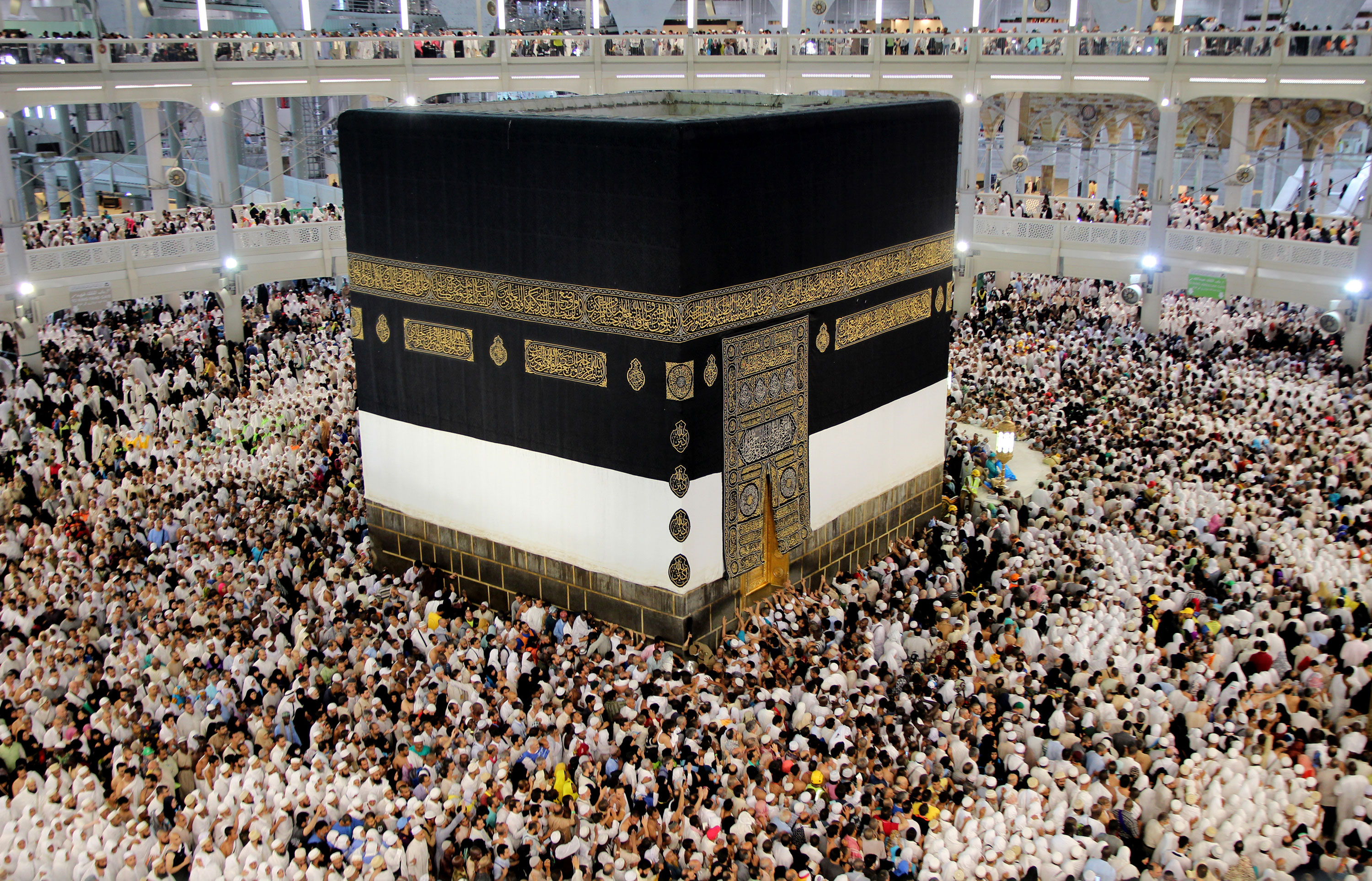 Those who did not perform Hajj witnessed blessed days and lived virtuous hours; namely the first ten days of Dhul-Hijjah.
