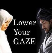 Why Should Muslims Lower Their Gaze?