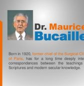 The Scientist and the Qur'an: Dr. Maurice Bucaille