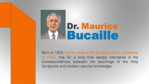 the-scientist-and-the-quran-dr-maurice-bucaille