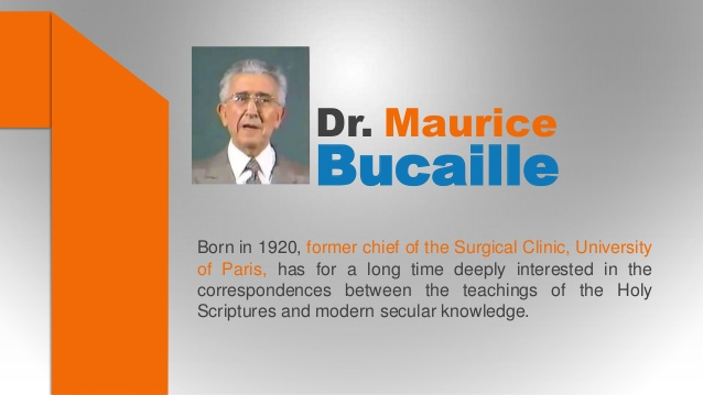 maurice bucaille