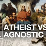 Difference Between Agnosticism and Atheism