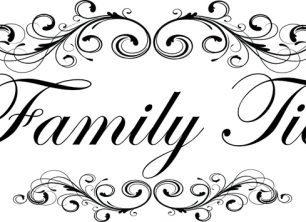 Honoring One's Family Ties