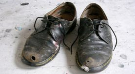 A Tale of an Old Shoe