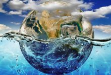 Our World is Sinking