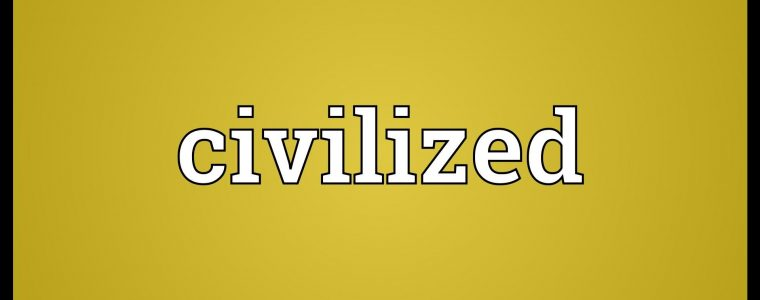 The Civilized Lives of the Believers